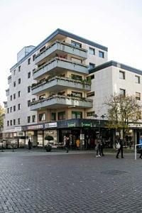 Unsere Kanzlei in der Rechtstraße 10 in Essen-Borbeck.