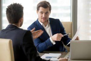 Mit einem Abwicklungsvertrag können langwierige und kostspielige Auseinandersetzungen vermieden werden